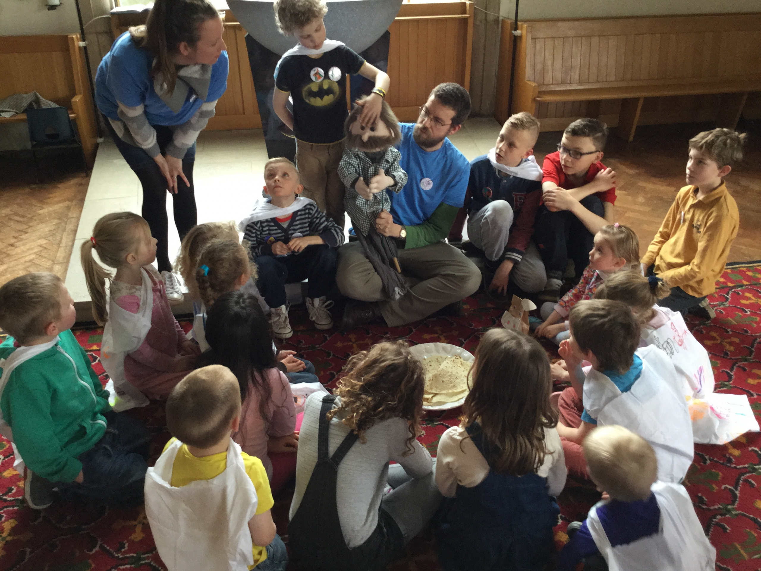 Easter Holiday Family Fun at St Stephen's