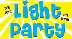 LIGHT PARTY 31st October 2015